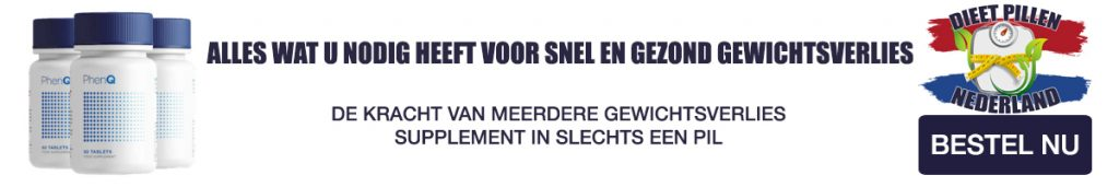 Kopen PhenQ Nederland
